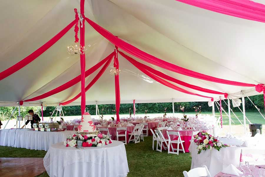 Wedding Tent Rentals Lemont Il Fairy Tale Tents